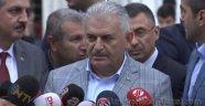 Başbakan Binali Yıldırım'dan Helikopter Açıklaması
