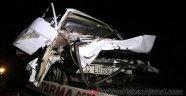 Karayolunda Korkunç Kaza: 12 Yaralı