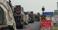 İstanbul'dan Yola Çıkan Tanklar, Tekirdağ'a Ulaştı