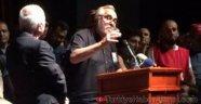 Rutkay Aziz'den Duygusal Konuşma
