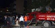 Safranbolu'da Korkutan Yangın