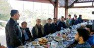 Başkan Aksoy Gençlerle Hıdırlık'ta Buluştu