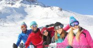 Erciyes Kayak Merkezi'ne Mükemmellik Sertifikası