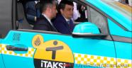 i-Taksi Montajı Başladı