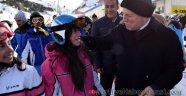 Geleceğin Kayakçıları Kış Spor Okulları'nda Yetişecek