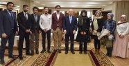Gençlik Meclisi'nden Başkan Sekmen'e Ziyaret