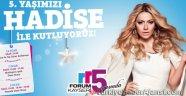 Forum Kayseri 5. Yılını Kutluyor