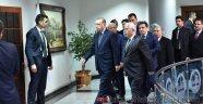 Erdoğan'dan Şanlıurfa Valiliği'ni Ziyaret