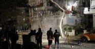 Ankara'da Bir Binada Korkutan Patlama