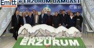 EMITT Fuarı'nda Erzurum Rüzgârı