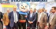 EMITT FUARI'na Erzurum Damga Vurdu