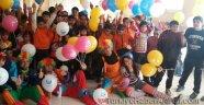 Antakya Belediye Tiyatrosu Öğrencilere Keyifli Anlar Yaşattı