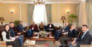 Başkan Skaka'dan Vali Azizoğlu'na Ziyaret