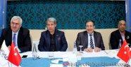 Erzurum MÜSİAD Üyeleri 'Dost Meclisi'nde Buluştu