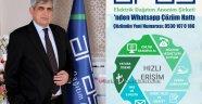 Aras Elektrik'ten Whatsapp Çözüm Hattı
