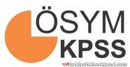 KPSS Ücretine Yüzde 166 Enflasyon Zamı