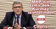 MHP'nin Kurmay İsimlerinden 'HAYIR' Çağrısı