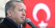 Erdoğan'dan Çanakkale'de İdam Çıkışı