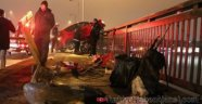 İstanbul'da Korkunç Kaza: İnsanları Altına Aldı...