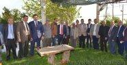 Başkan Kimyeci'den Mahalle Ziyaretleri