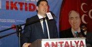 Oğan: 'Ülkeyi AKP - HDP İşbirliğine Kurban Vermeyeceğiz'
