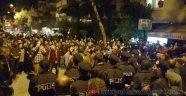 YSK'yı Protesto İçin Sokağa Döküldüler