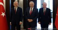 Meclis'teki Gerginlik ve Liderlerden Açıklama