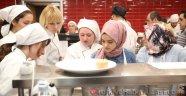 Engelsiz Mutfak Etkinliği, Renkli Anlara Sahne Oldu