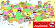 TT-İŞVEREN 35 ilde ve 7 Bölgede Teşkilatlandı