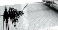 Burdur'da Deprem Paniği