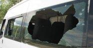 PKK, Minibüsü Taradı! 1 Ölü, 2 Yaralı