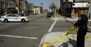ABD'de Polis İki Şüpheliyi Vurdu