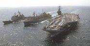 ABD'nin Savaş Makinesi Akdeniz'de