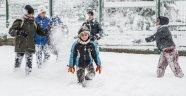 Adıyaman'da Eğitime Kar Tatili