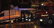 Afyonkarahisar'da İşyeri Yangını