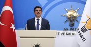 AK Parti MYK Sonrası Önemli Açıklama