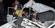 Aksaray'da Kaza: 1 Ölü, 4 Yaralı