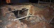Aksaray'da Kümes Çöktü: 1 Yaralı