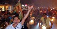 Alanya'da Süper Lig Sevinci