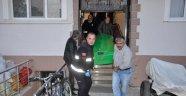 Amasya'da Ev Yangını: 1 Ölü