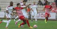 Andre Santos Attı, Sivasspor Yıkıldı!