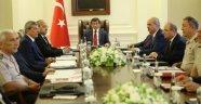 Ankara'da Kritik Toplantı Kararı!