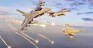 Anlık İstihbarat Geldi! Türk Uçakları Vurdu