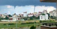 Antalya'da Denizde 4 Hortum Oluştu!