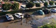 Antalya'da Patlama: Ambulanslar Olay Yerinde!