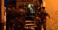 Antalya'da Terör Operasyonu