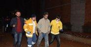 Antalya'da Üniversitenin İskelesi Çöktü
