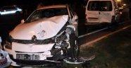 Antalya'da Zincirleme Kaza: 2 Yaralı