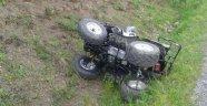 ATV Uçuruma Yuvarlandı: 1 Ölü, 1 Yaralı