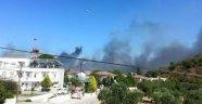 Avşa Adası'nda Büyük Yangın